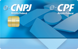 Smart Card para Certificado Digital Layout Generico